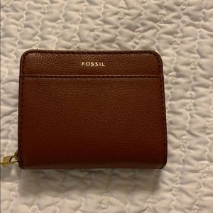 Fossil mini wallet + Brand New - great 4 travel